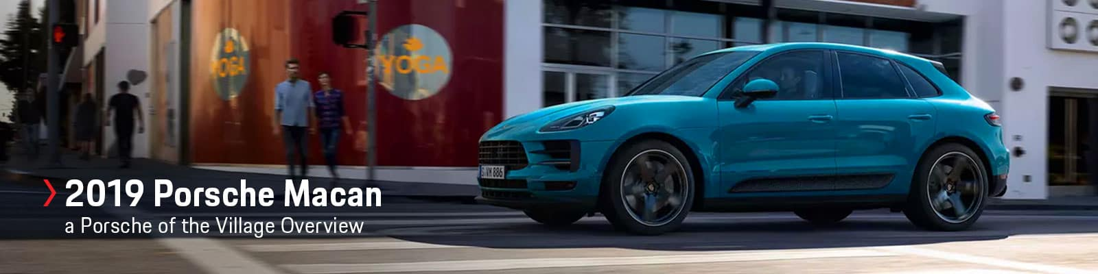 2019 Porsche Macan Model Overview at Porsche of the Village