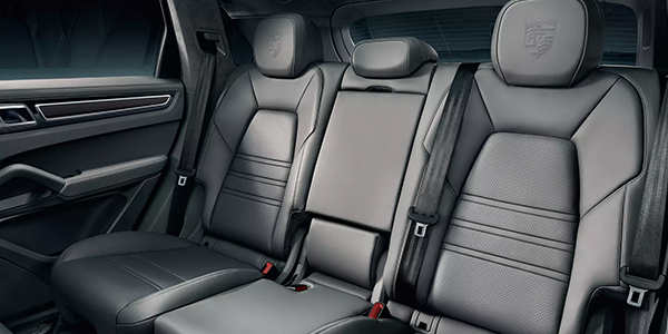 Porsche Cayenne Seating