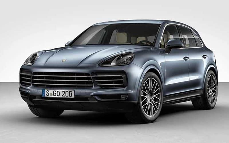 2019 Porsche Cayenne Design