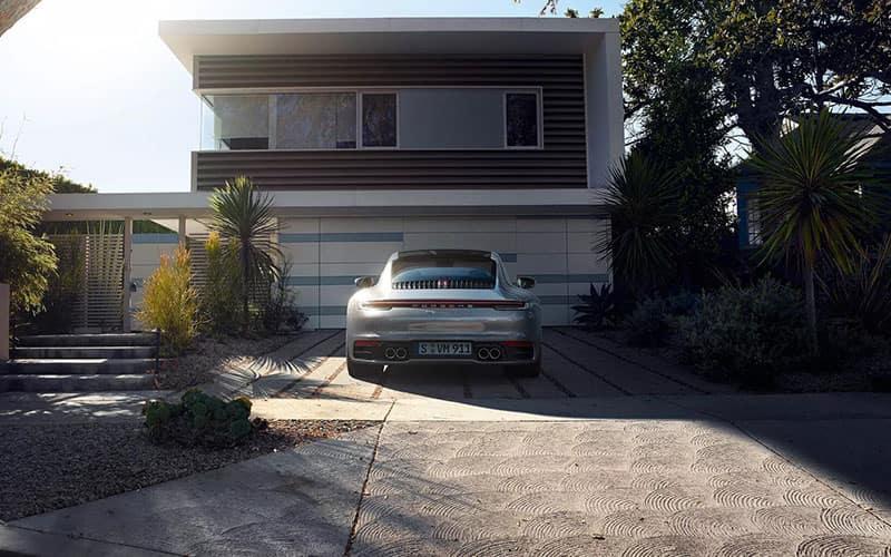 Porsche at Home