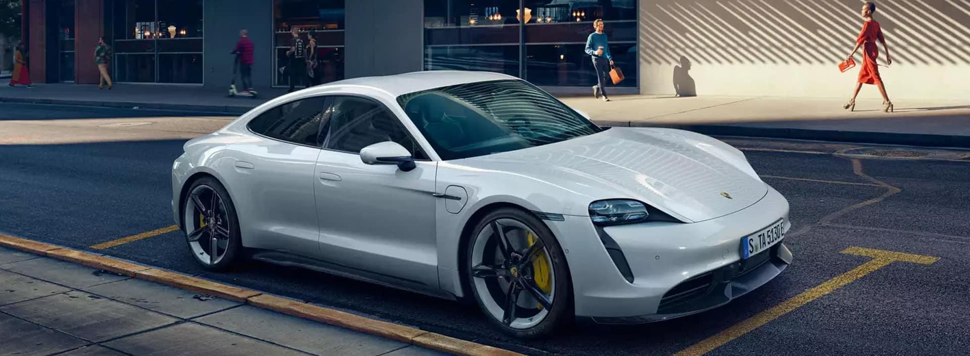 Porsche Taycan Has Arrived