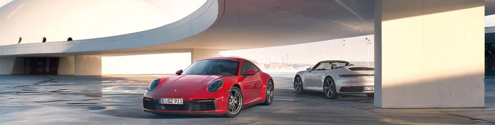 Porsche Financial Services Offers