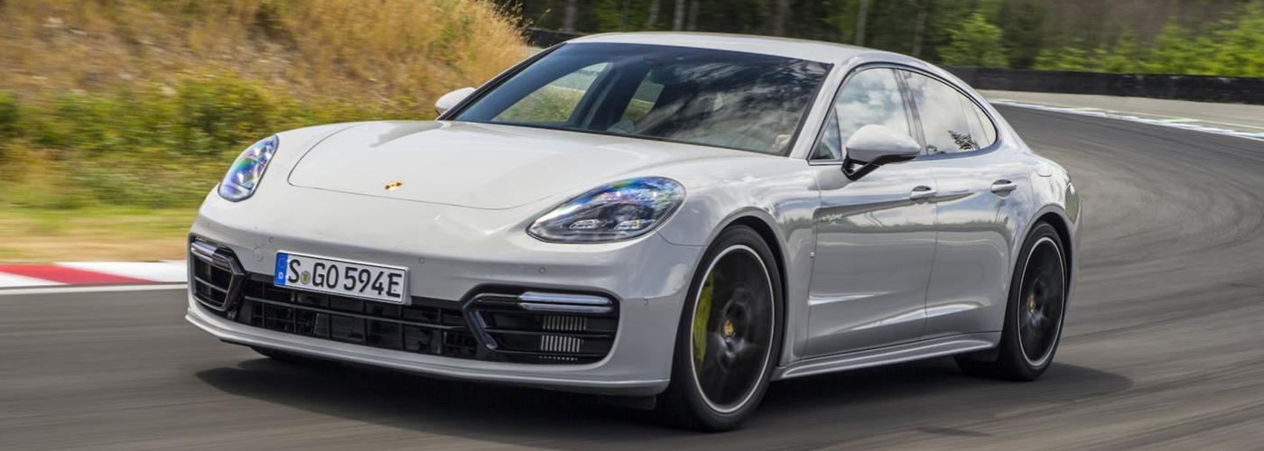 Porsche Panamera Norman OK