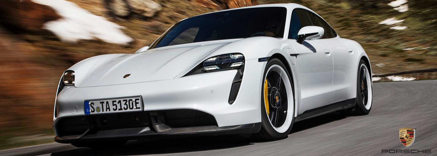 2020 Porsche Taycan OKC