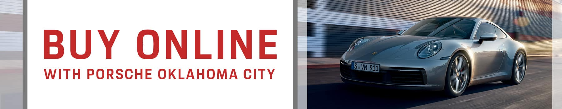 Buy Online Porsche Oklahoma City