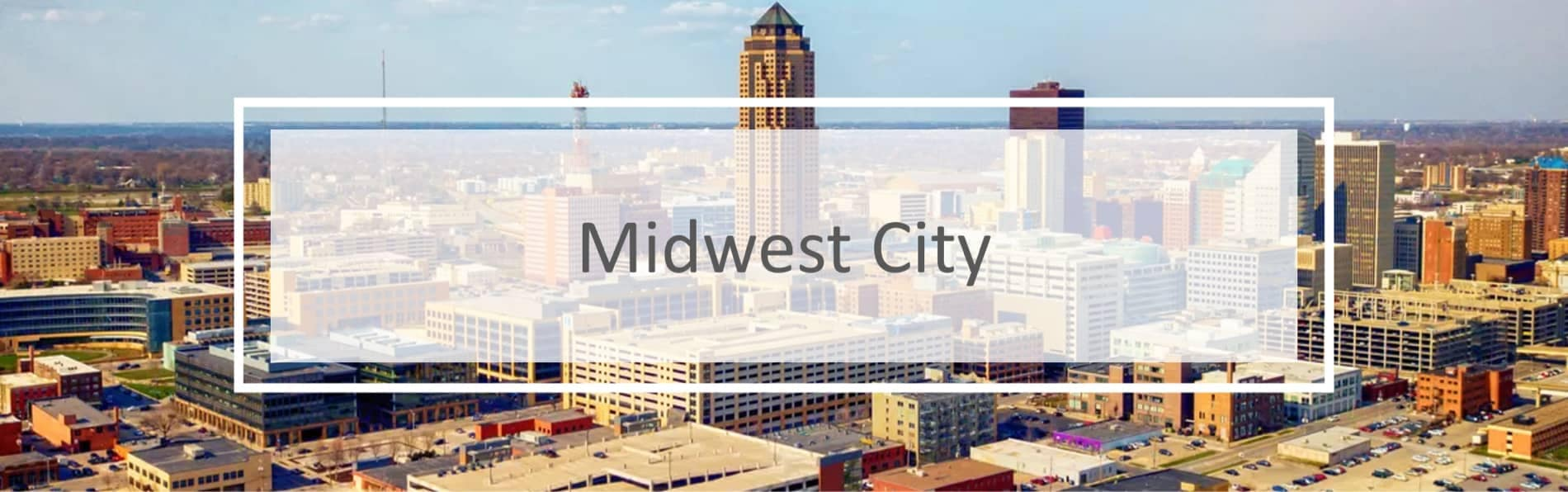 Midwest City Header