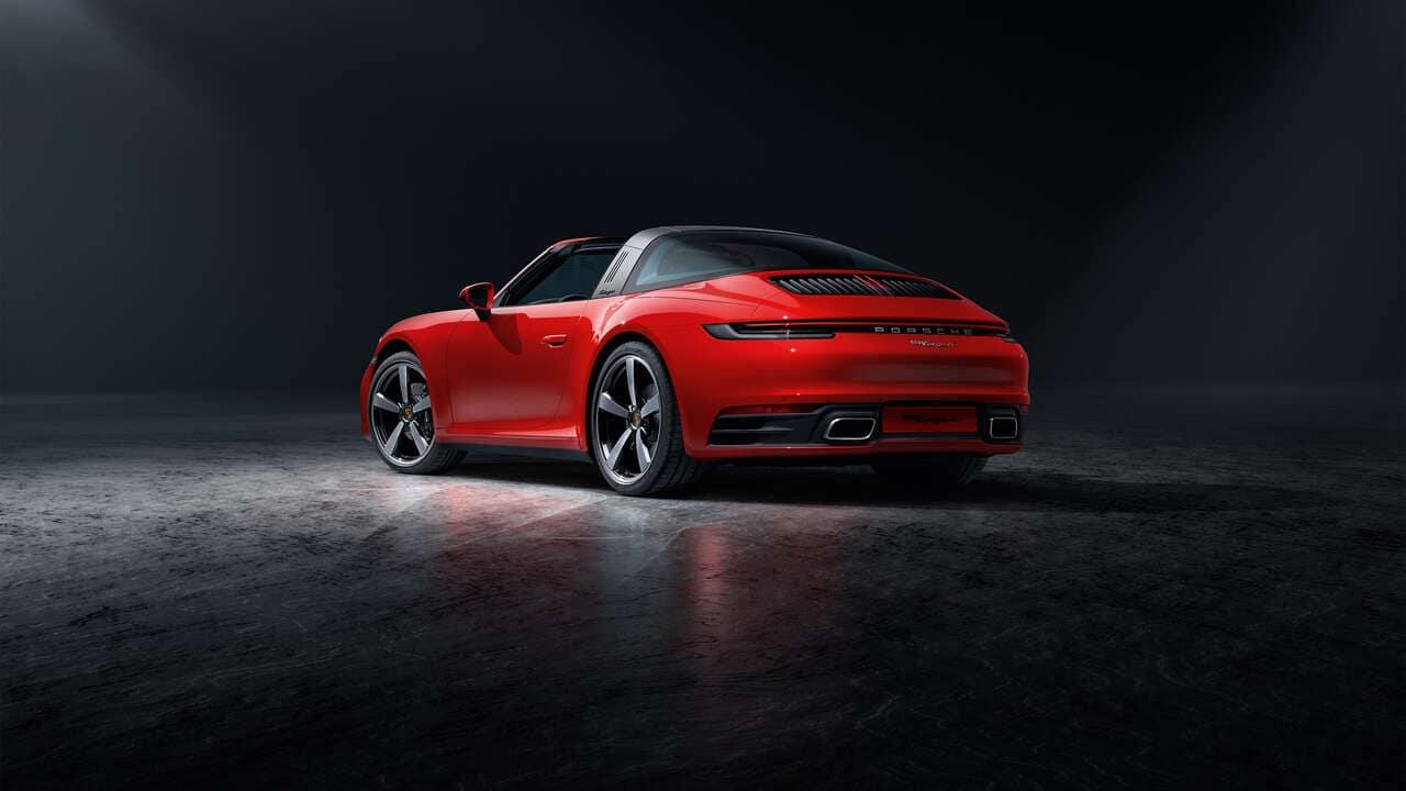 Porsche 911 Carrera S Price