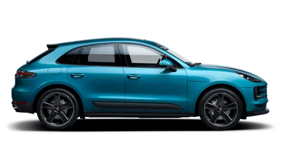 The new Macan S