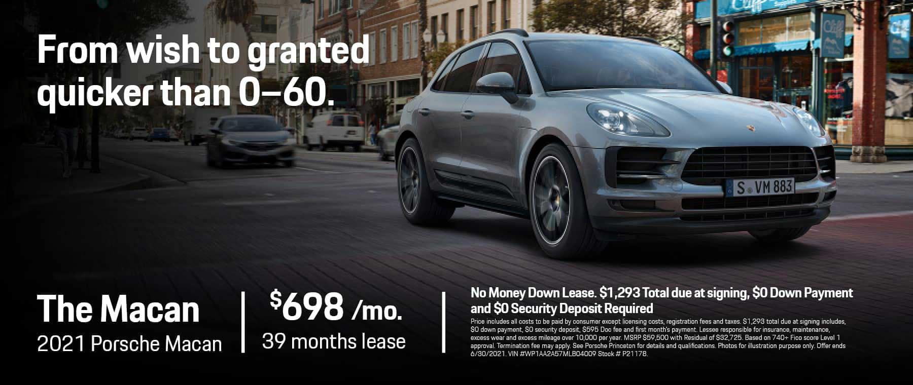 1. Porsche Princeton 1800×760 April 2021 2021 Porsche Macan
