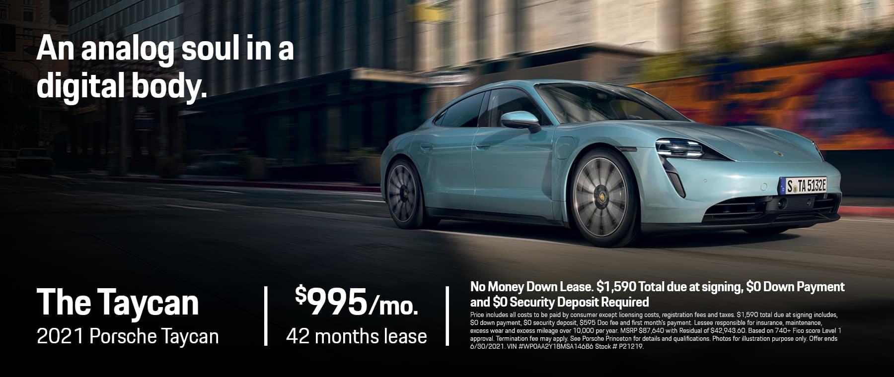 3. Porsche Princeton 1800×760 April 2021 2021 Porsche Taycan