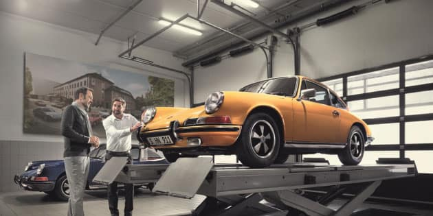 Porsche Princeton
