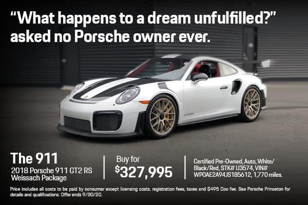 2018 911 GT2