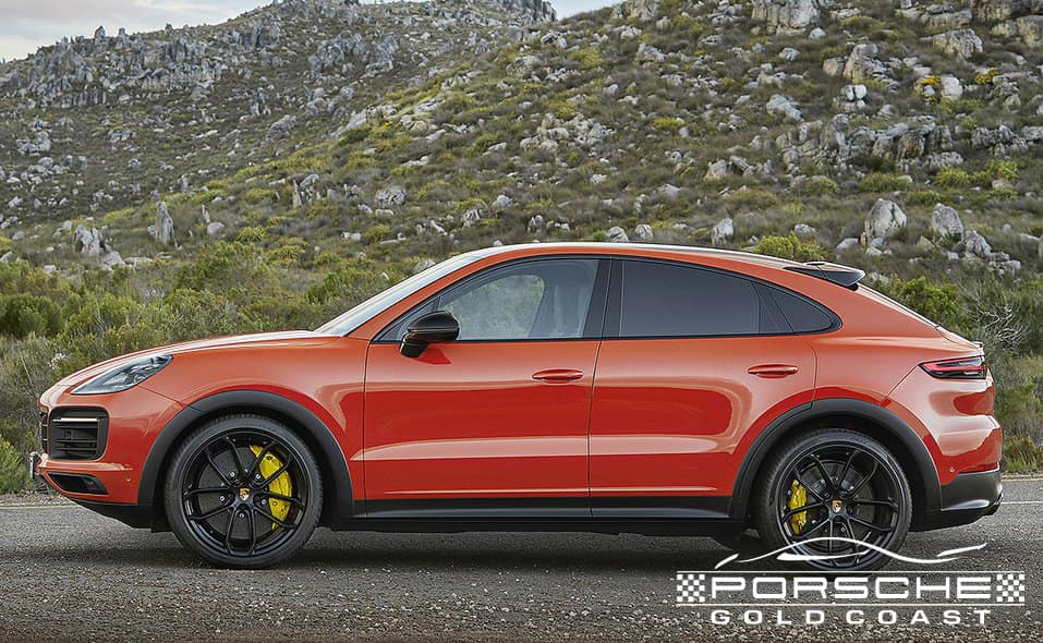 porsche gold coast-Cayenne Coupe