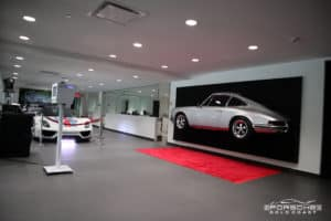 Porsche Gold Coast Cars for Classic Partner 2019 & Grand Opening