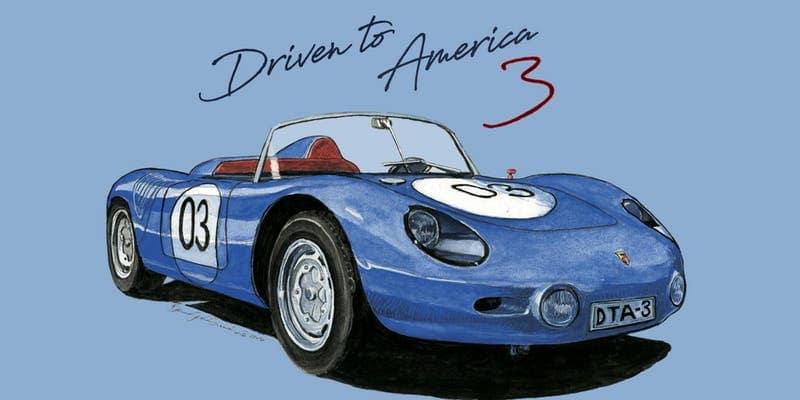 Driven to America 3
