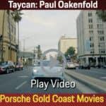 Taycan Paul Oakenfold