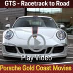 911 Carrera GTS - from racetrack to the road