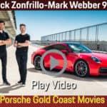 Jock Zonfrillo met Mark Webber