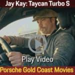 Jay Kay drives the Taycan Turbo S
