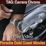 TAG Heuer Carrera - Original Racing Chronograph
