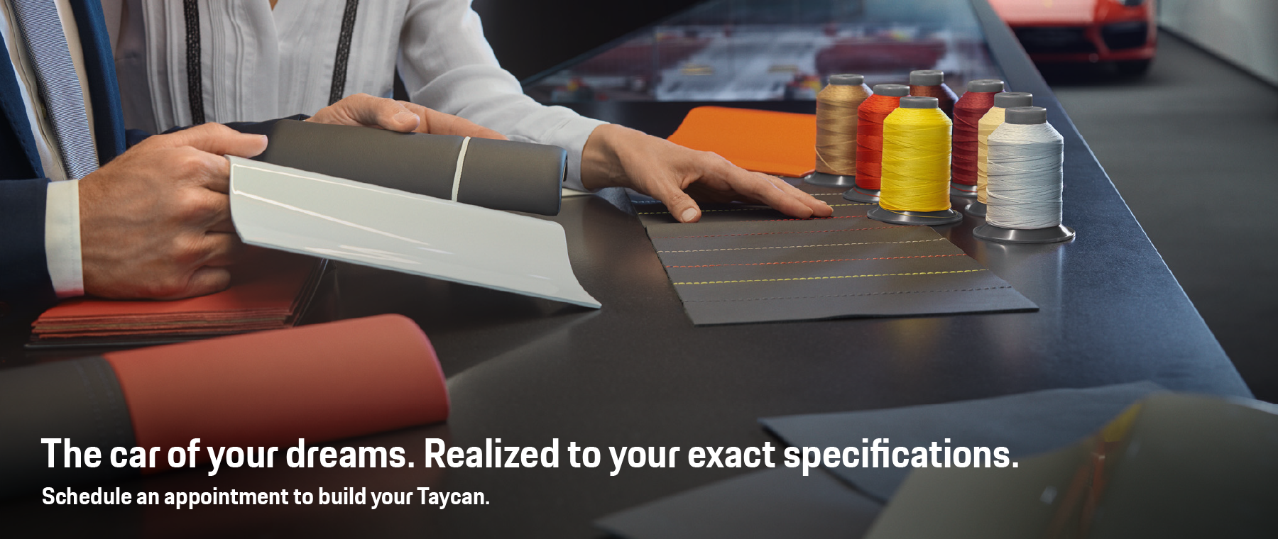 Build your Taycan – DI