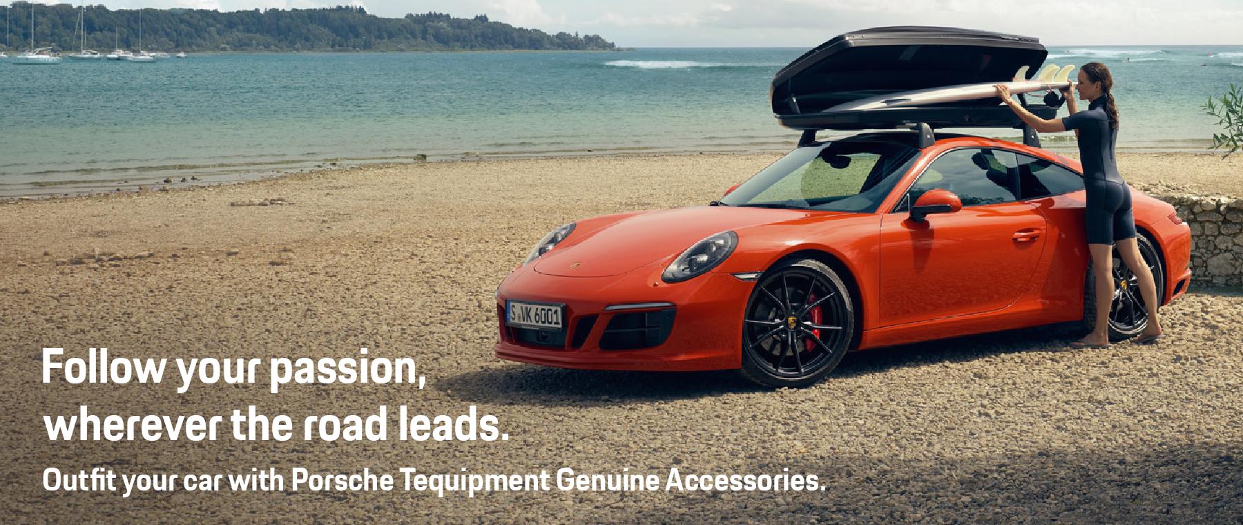 Porsche Tequipment Genuine Accessories – DI