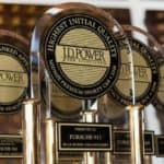 Porsche Wins J. D. Power Top Quality Awards