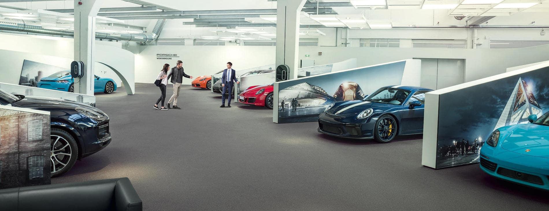 Porsche European Delivery Program | Porsche South Bay