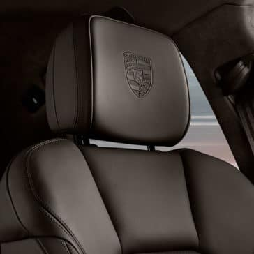 2019 Porsche Macan Seating