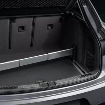 2020 Porsche Macan Interior Space