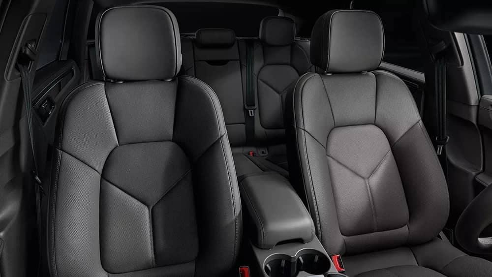 2020 Porsche Macan Seating