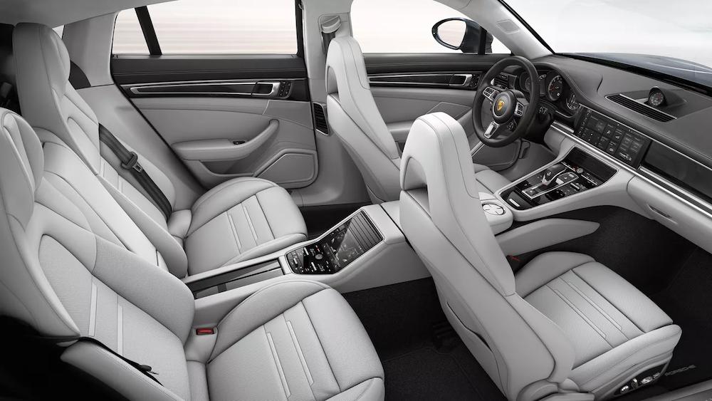 2020 Porsche Panamera Interior I Key Features Porsche South Bay