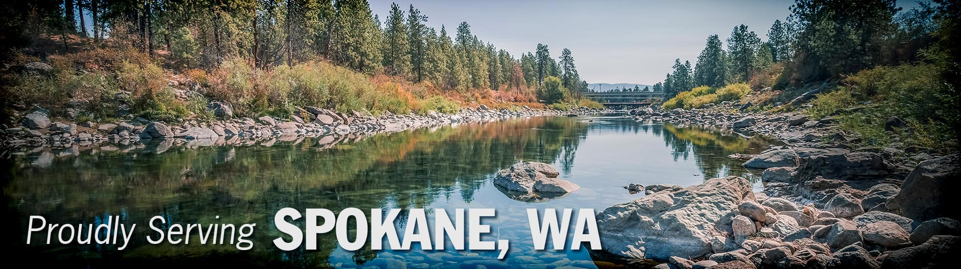 Proudly Serving Spokane, Washington
