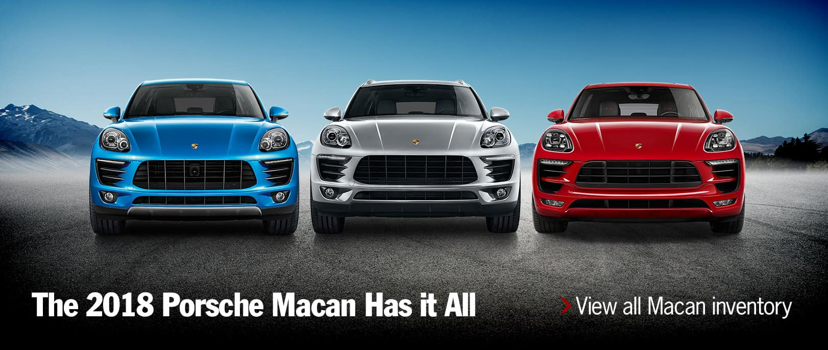 Porsche of Spokane | Macan