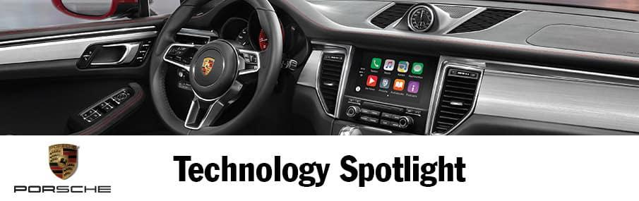 Porsche Spokane Technology Spotlight