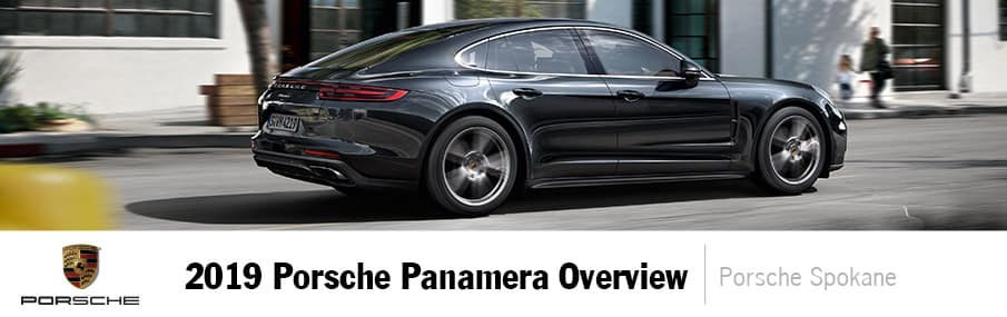 2019 Porsche Panamera | Porsche Spokane | Spokane, WA