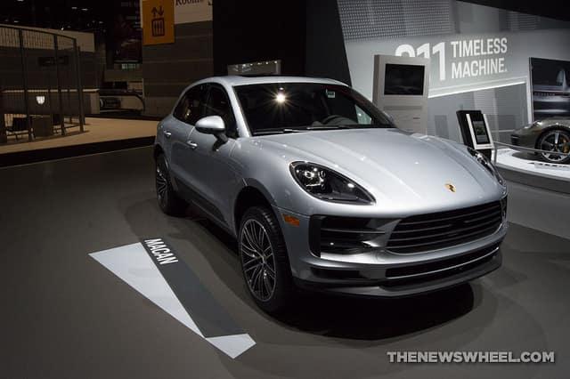 2019 Porsche Macan | Porsche Spokane