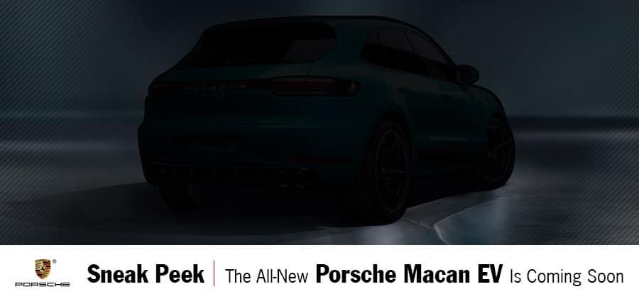 Porsche Macan EV | Liberty Lake, WA