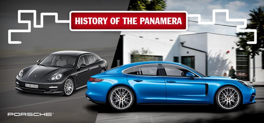 Panamera History | Liberty Lake, WA