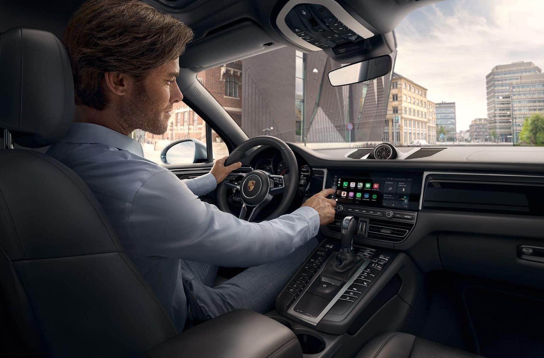 Porsche Macan Interior | Liberty Lake, WA