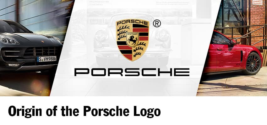Origin of Porsche Logo