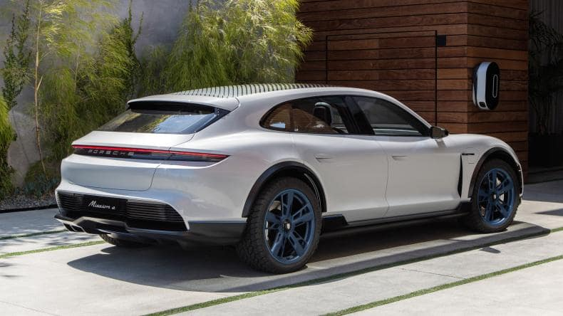 2020 Porsche Taycan Cross Turismo | Porsche Spokane
