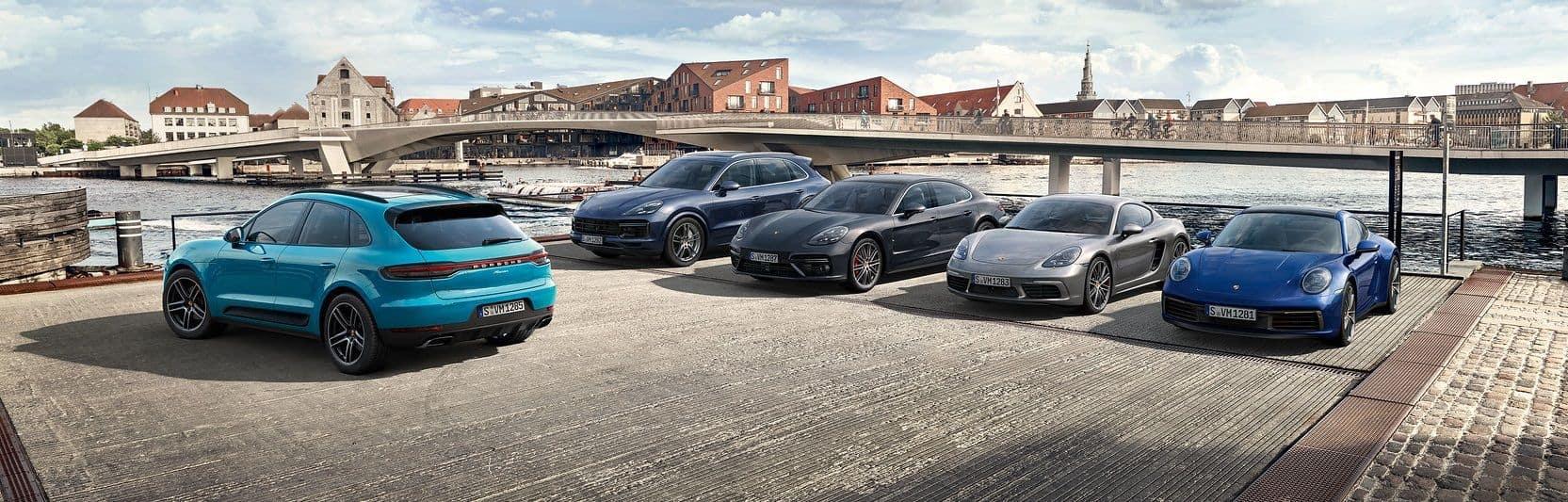 2020 Porsche Lineup   Spokane, WA