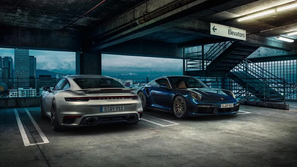 2021 911 Turbo Models