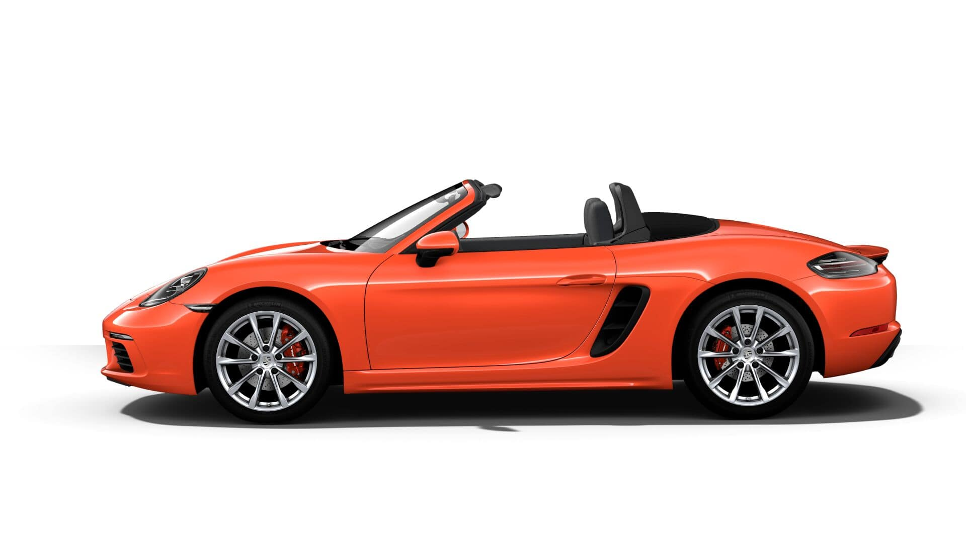 2020 Boxster S
