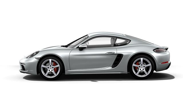 2020 Porsche Cayman S