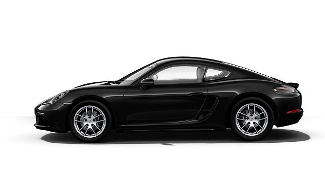 2020 Porsche 718 Caymna Trim
