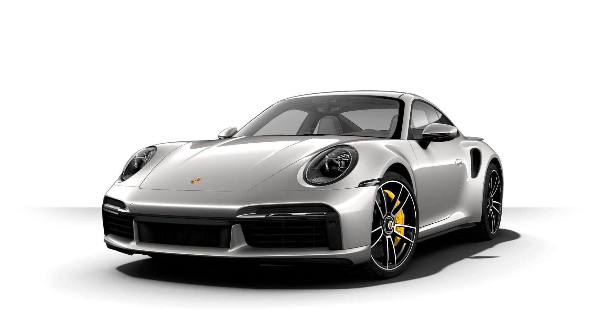 2021 Porsche 911 Turbo S Trim Model Information | Porsche St. Paul