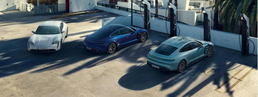 Porsche Model Lineup | Porsche St Paul