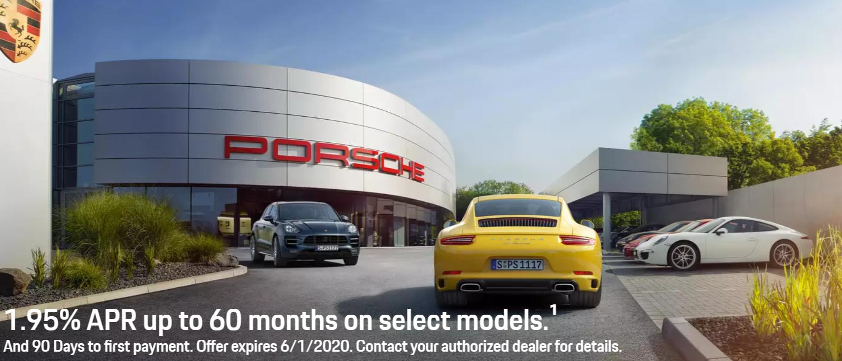 Porsche St. Paul Specials
